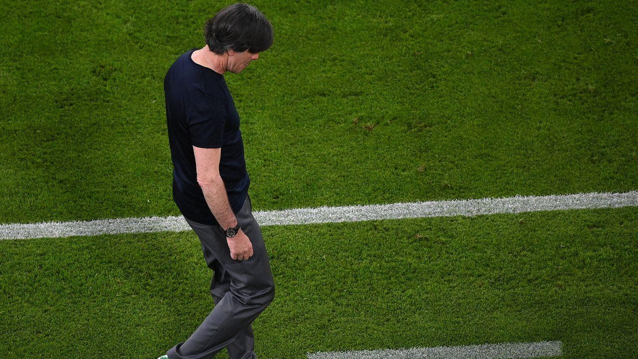 Fehlstart in Löws letzte Bundestrainer-Mission  - Bildquelle: imago