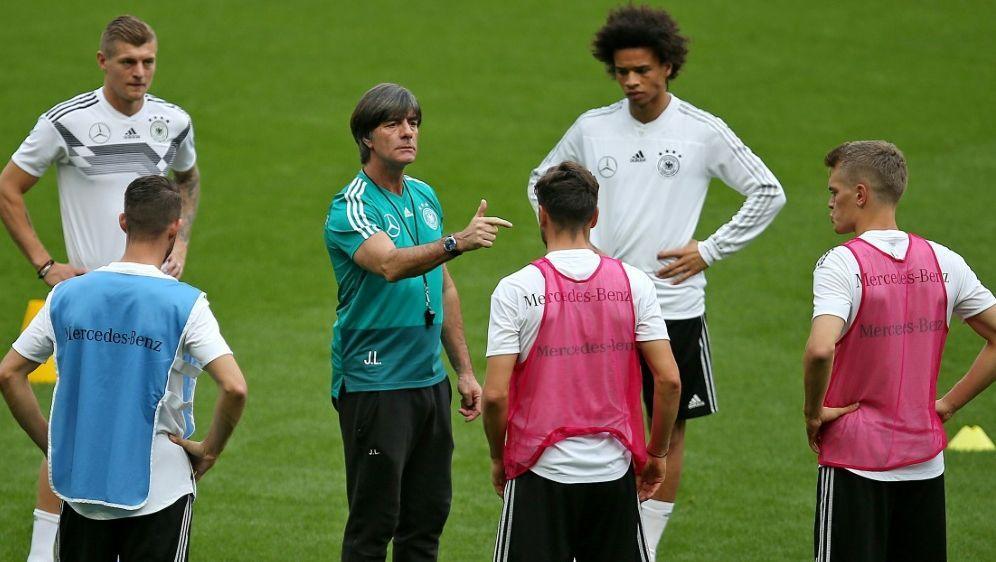 Das DFB-Team wird in den Niederlanden trainieren - Bildquelle: PIXATHLONPIXATHLONSID