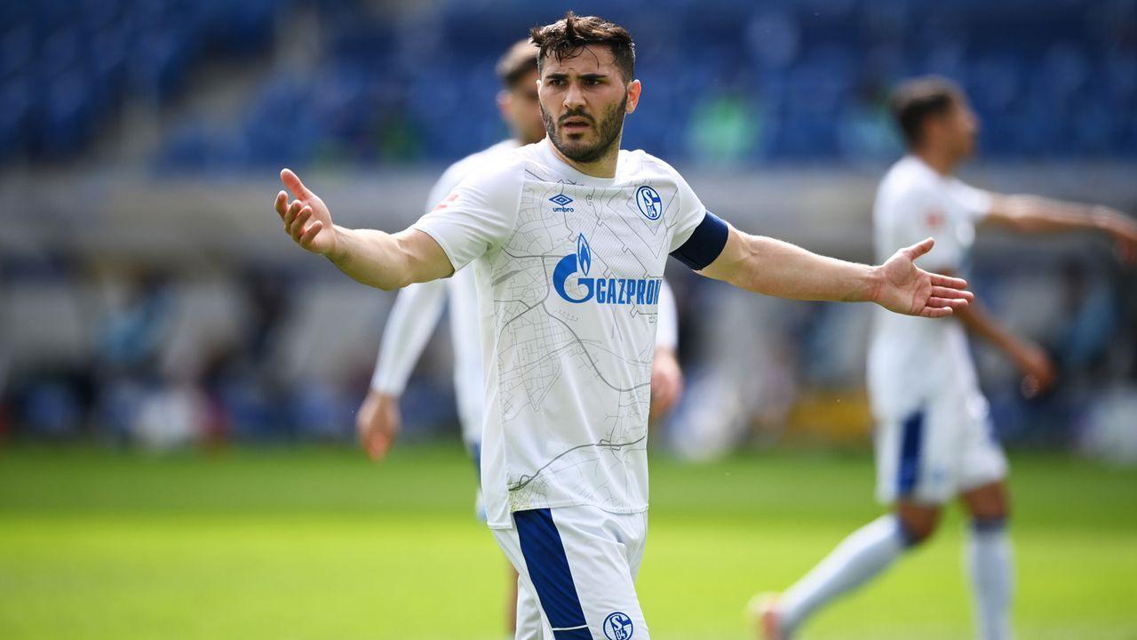 Abwehr: Sead Kolasinac (FC Schalke 04) - Bildquelle: 2021 Getty Images