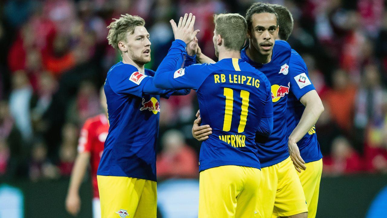 RB Leipzig - Bildquelle: 2019 Getty Images
