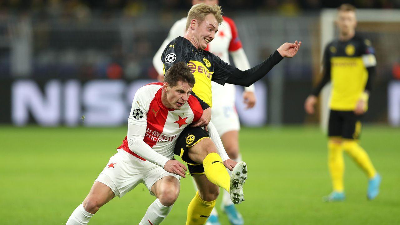 Julian Brandt (Borussia Dortmund) - Bildquelle: Getty Images