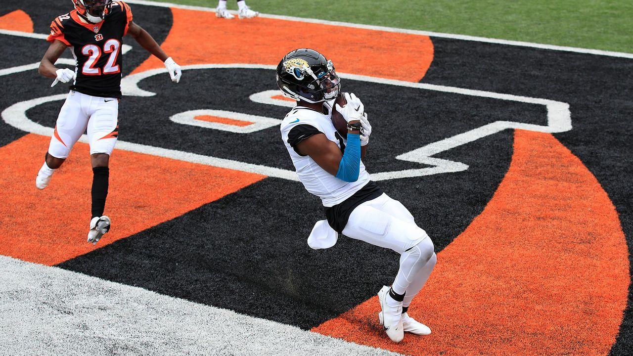 D.J. Chark (Jacksonville Jaguars) - Bildquelle: Getty Images