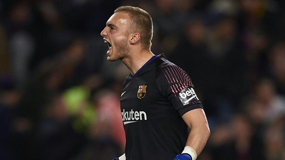 Schließt sich dem FC Valencia an: Jasper Cillessen - Bildquelle: PIXATHLONPIXATHLONSID