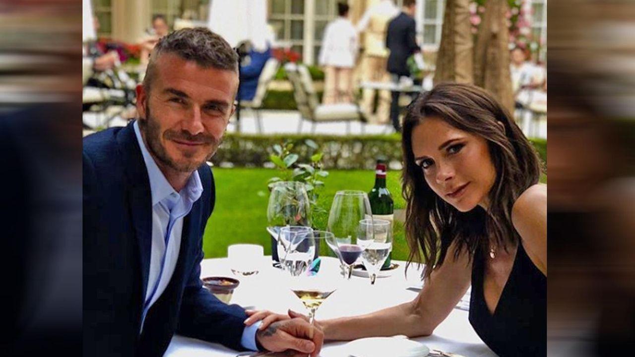 Platz 4: David Beckham (Fußball) - Bildquelle: instagram.com/davidbeckham
