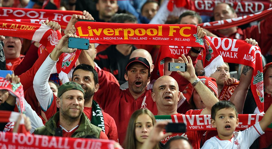 Platz 16: FC Liverpool - Bildquelle: getty