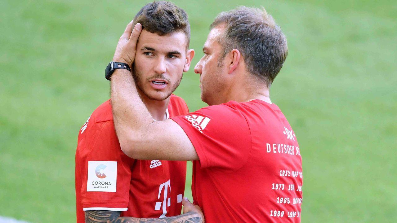 Lucas Hernández (FC Bayern München)  - Bildquelle: imago