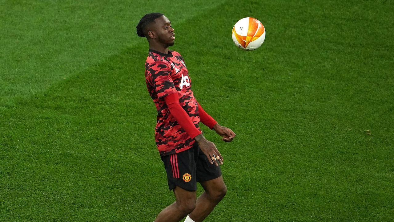 Aaron Wan-Bissaka (Manchester United) - Bildquelle: 2021 Getty Images