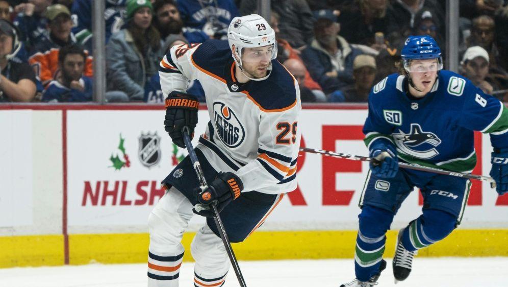 NHL veröffentlicht Fahrplan für Leon Draisaitl und Co. - Bildquelle: AFPGETTY IMAGES NORTH AMERICASIDRich Lam