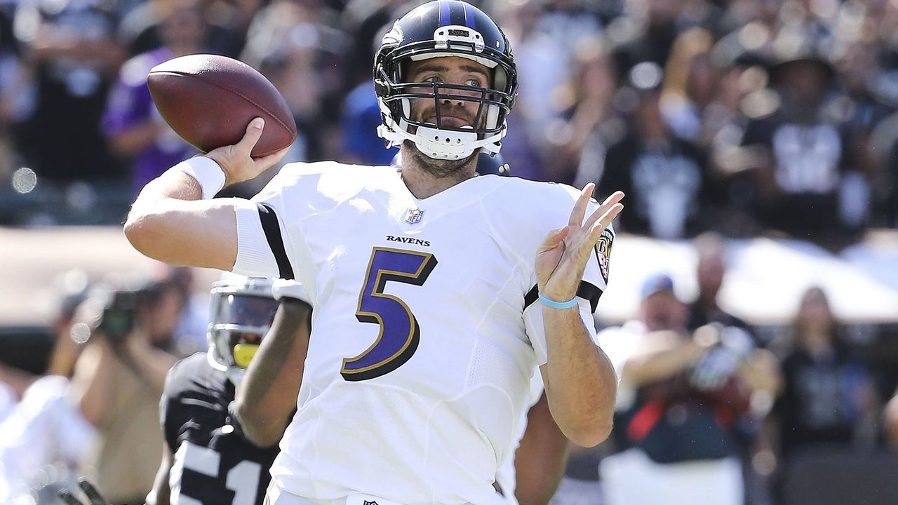 Joe Flacco (Denver Broncos) - Bildquelle: imago/ZUMA Press