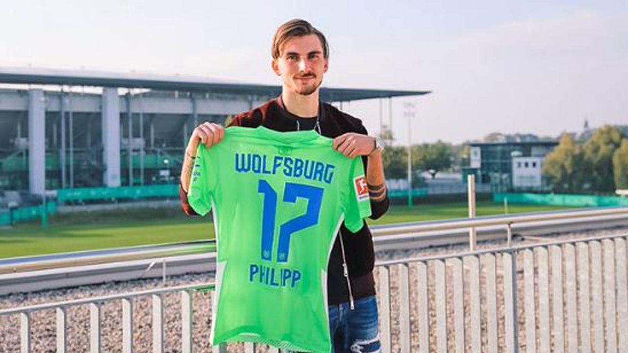 Maximilian Philipp (VfL Wolfsburg) - Bildquelle: twitter.com/vflwolfsburg