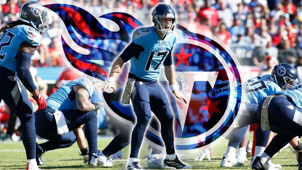 Erlebt bei den Titans seinen zweiten Frühling: Quarterback Ryan Tannehill - Bildquelle: imago images / Icon SMI