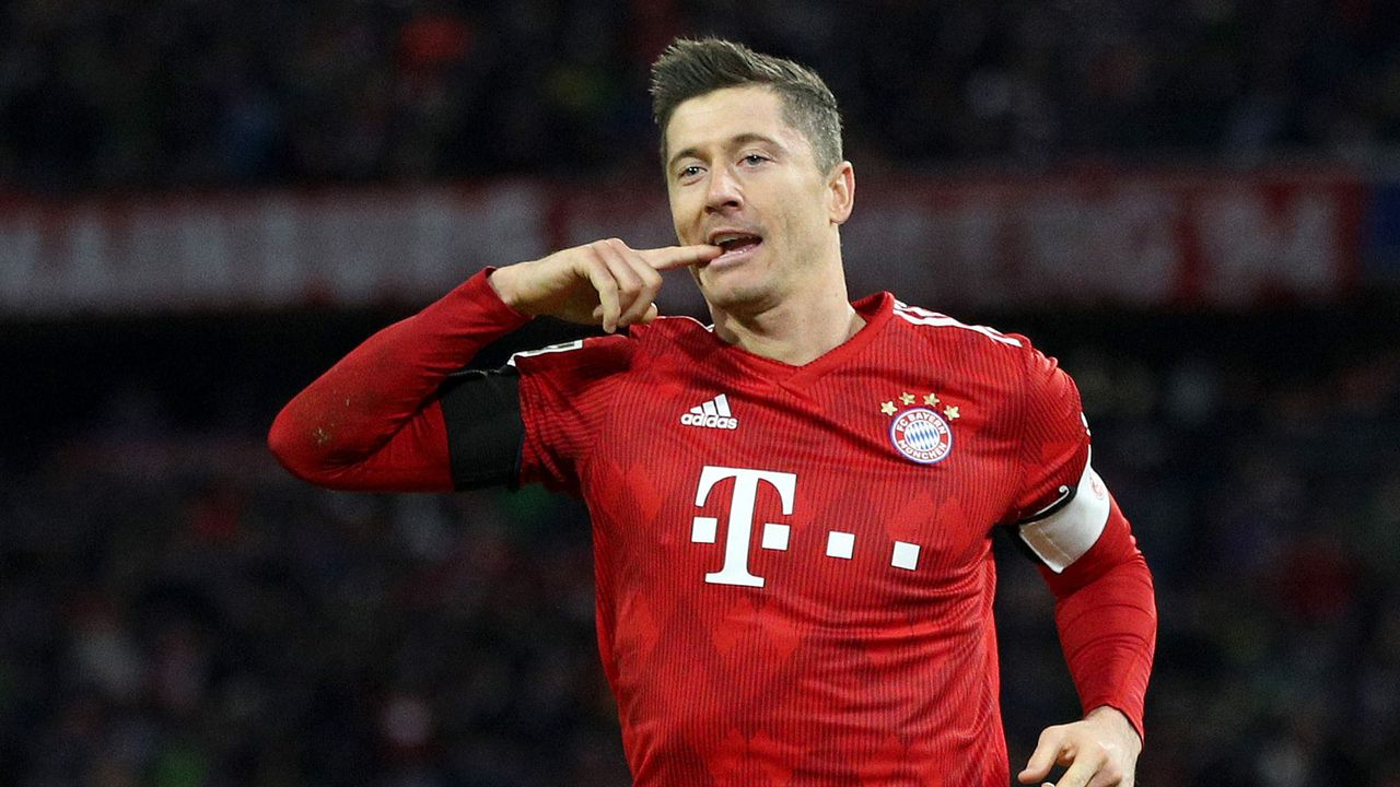 Robert Lewandowski - Bildquelle: 2019 Getty