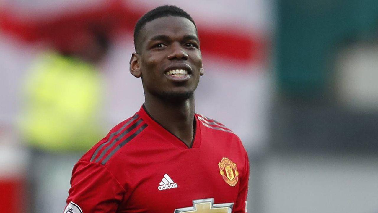 Paul Pogba (Manchester United)  - Bildquelle: imago images / Sportimage