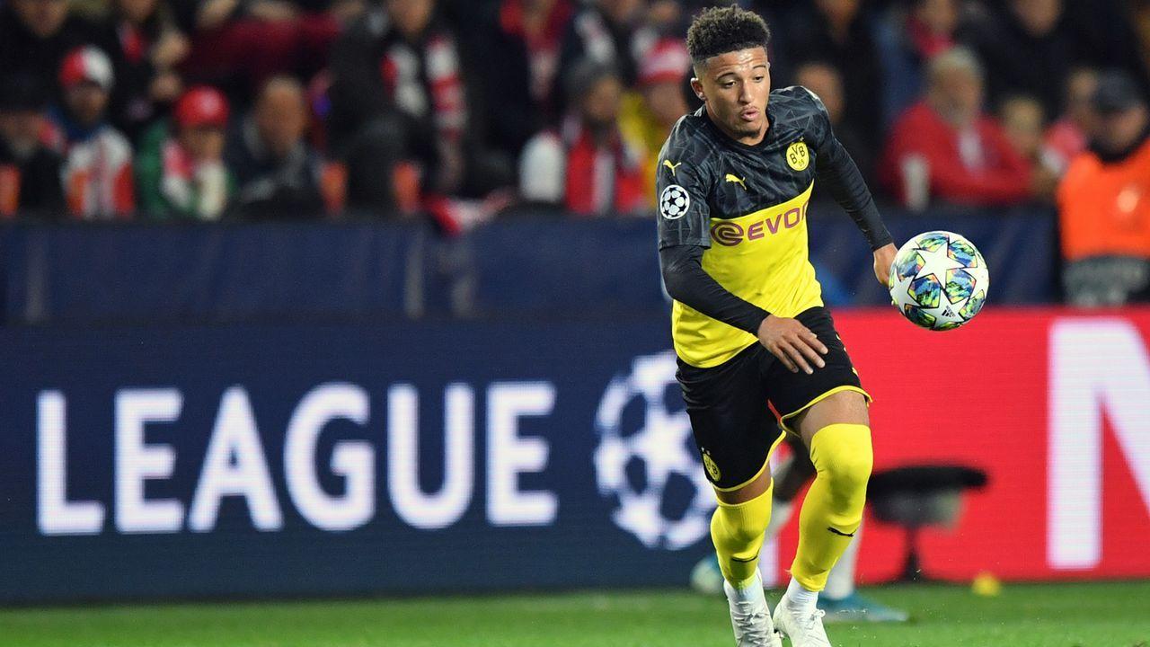 Jadon Sancho (Borussia Dortmund) - Bildquelle: 2019 Getty Images