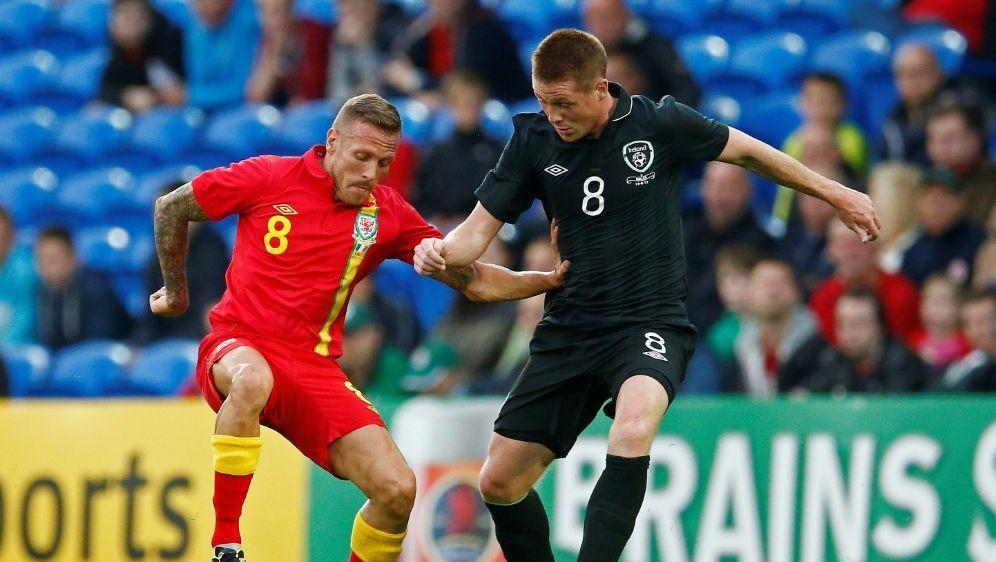 Craig Bellamy (l.) übernimmt die U21 von Anderlecht - Bildquelle: PIXATHLONPIXATHLONSID