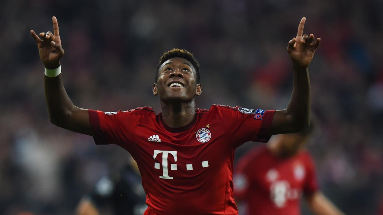 David Alaba - Bildquelle: 2015 Getty Images