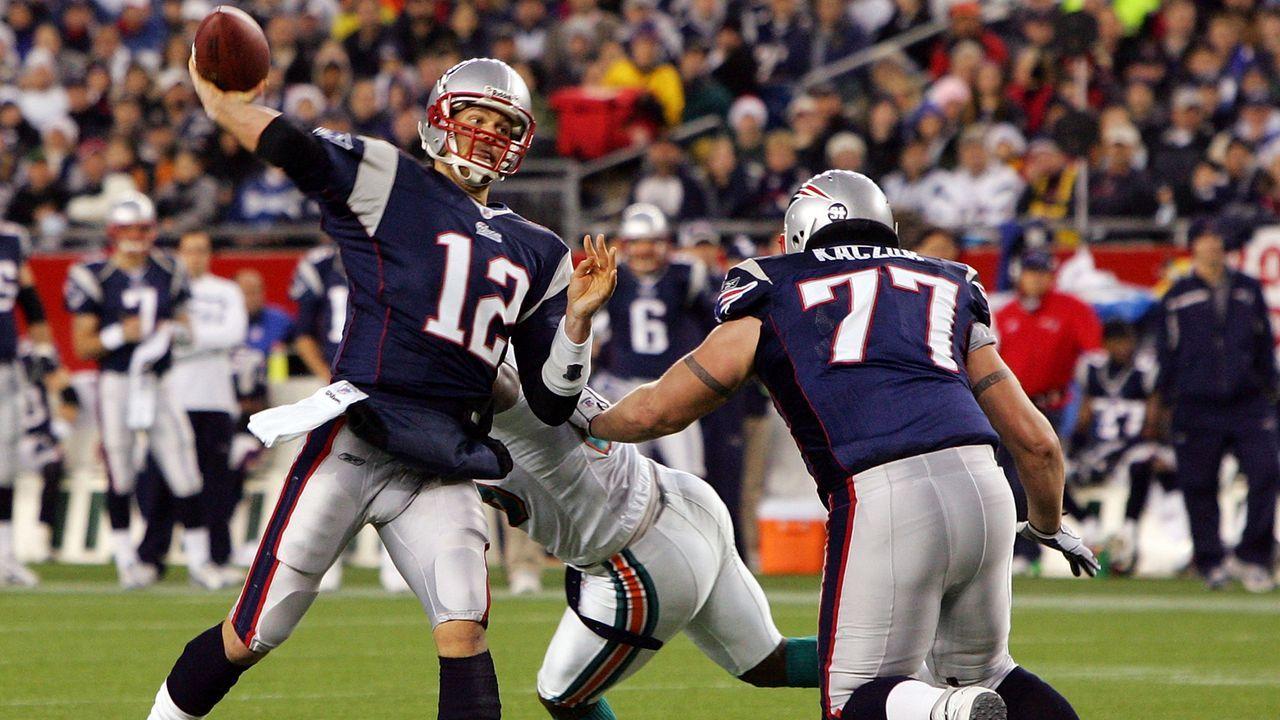 New England Patriots: 16 Siege (2007) - Bildquelle: 2007 Getty Images