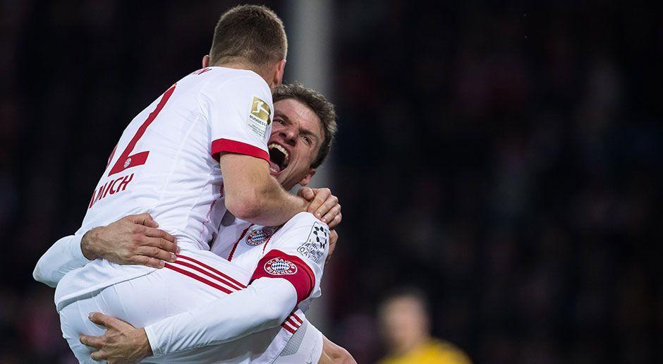 2. FC Bayern München - Bildquelle: 2018 Getty Images