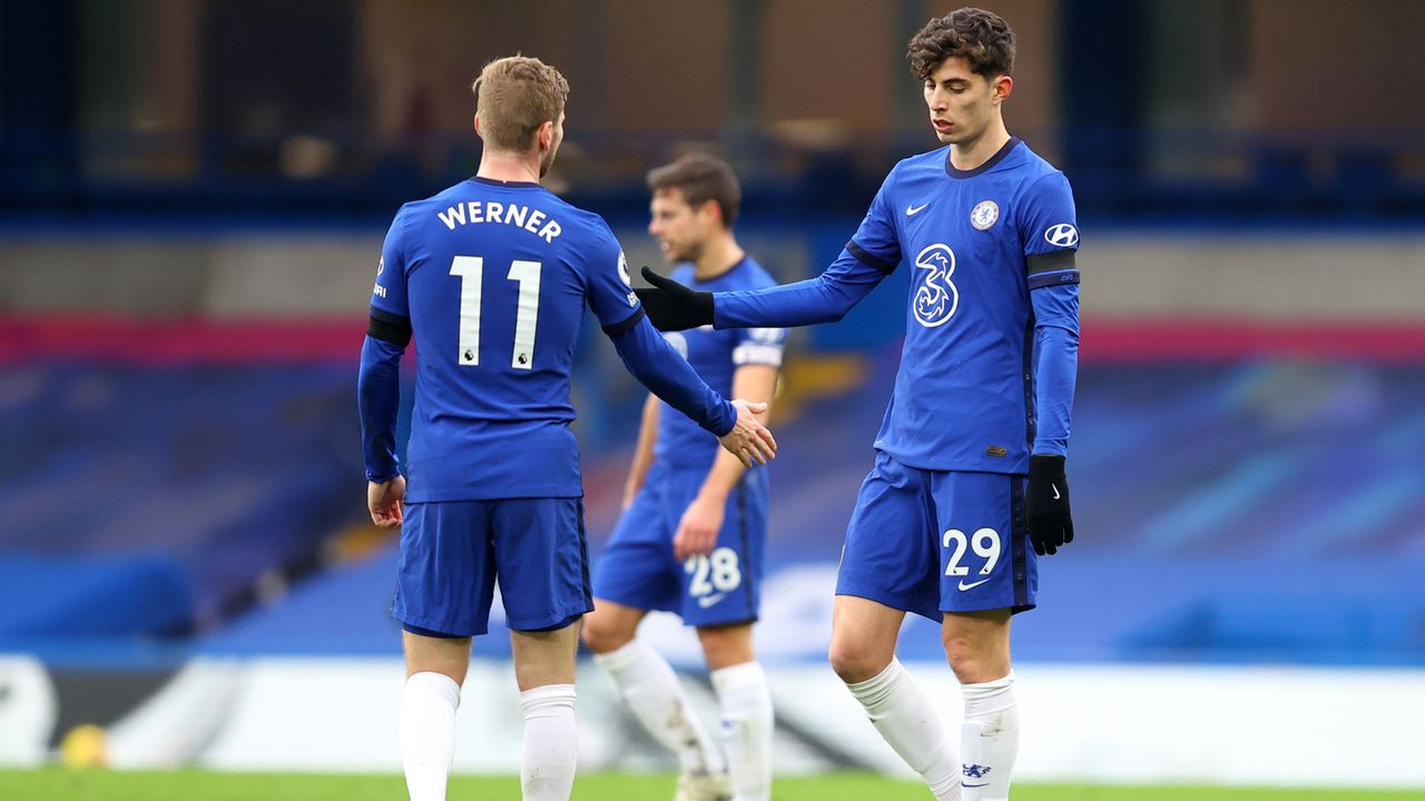 FC Chelsea (England) - Bildquelle: Getty Images