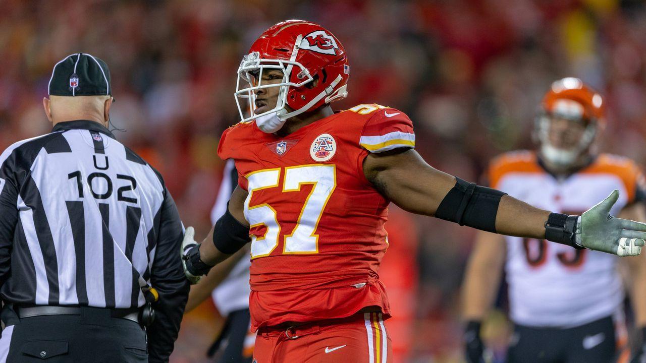 Platz 2: Kansas City Chiefs - Bildquelle: 2016 Getty Images