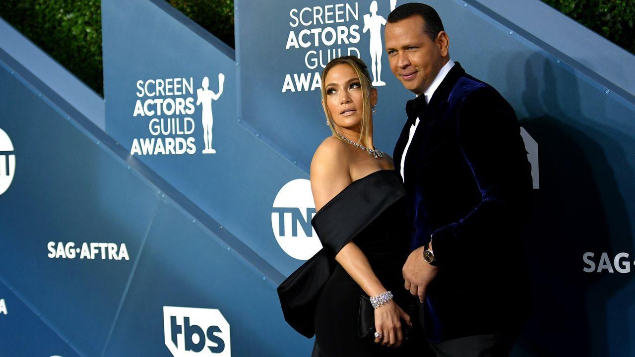Liebes-Aus! Jennifer Lopez und Alex Rodriguez trennen sich - Bildquelle: 2020 Getty Images