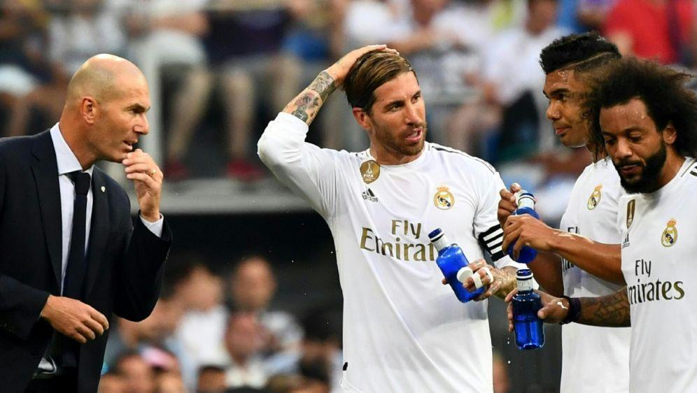 Real Madrid lässt gegen Valladolid Punkte liegen - Bildquelle: AFPSIDGABRIEL BOUYS