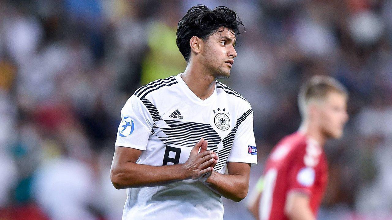 Mahmoud Dahoud (Borussia Dortmund)  - Bildquelle: imago images / Uk Sports Pics Ltd