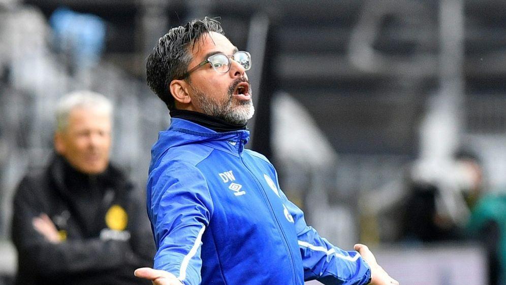 Schalke-Trainer Wagner will nicht über Europa sprechen - Bildquelle: AFPSIDMartin Meissner