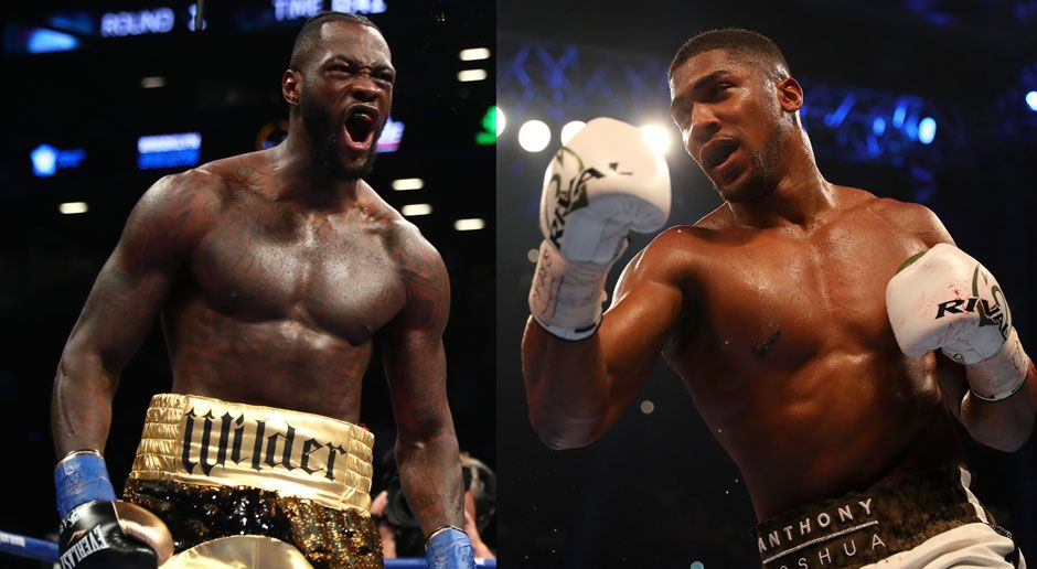 Deontay Wilder vs Anthony Joshua - Bildquelle: 2017 Getty Images