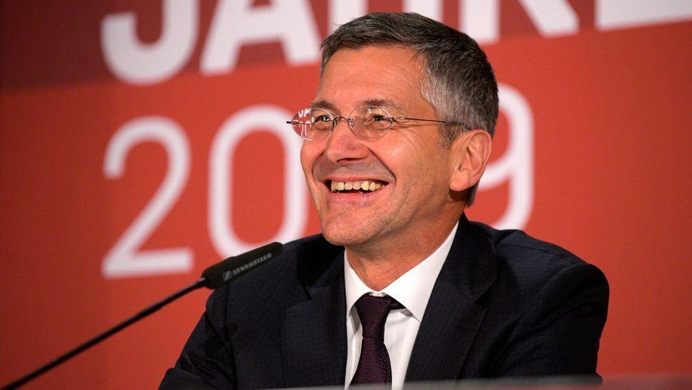 Herbert Hainer wird neuer Präsident beim FC Bayern. - Bildquelle: imago