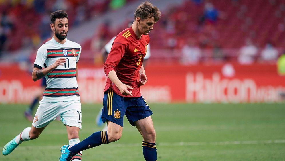 Diego Llorente verpasste bereits große Teile der Saison 2020/21 aufgrund von... - Bildquelle: Imago