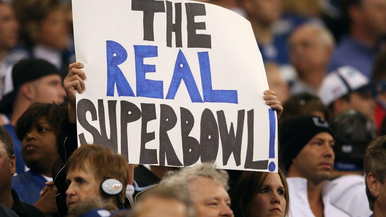 2007: Das größte Regular-Season-Spiel der Geschichte? - Bildquelle: 2007 Getty Images