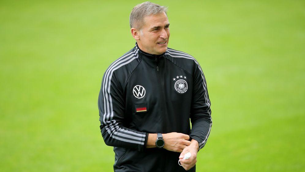 Hat sich mit der deutschen U21-Nationalmannschaft für die U21-EM-2021 in Slo... - Bildquelle: 2020 Getty Images