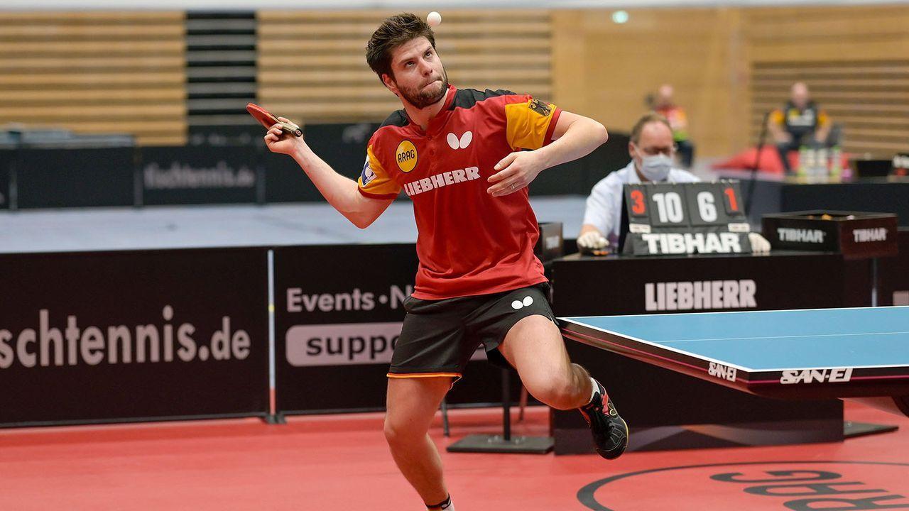 Dimitri Ovtcharov (Tischtennis) - Bildquelle: imago images/Revierfoto