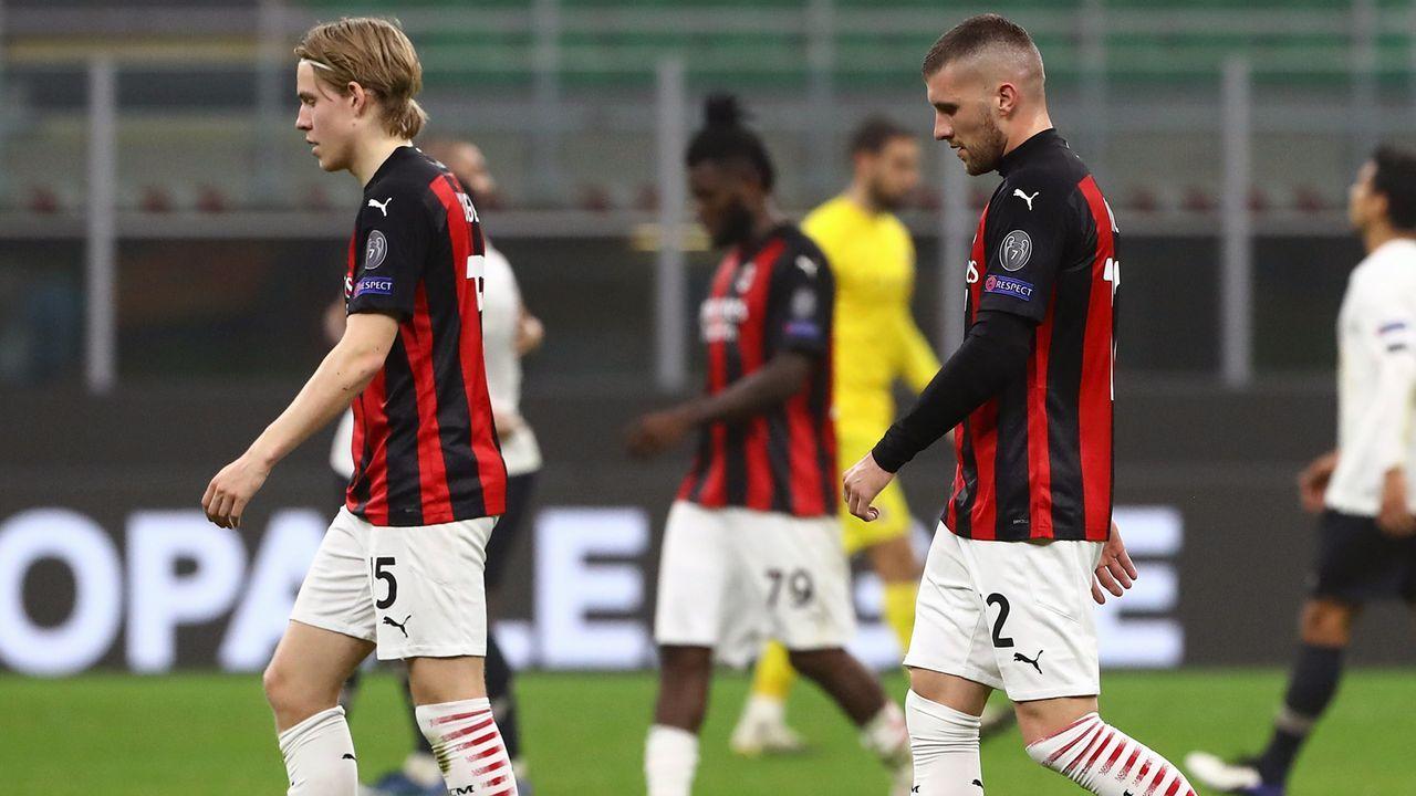 AC Mailand (Italien) - Bildquelle: Getty Images