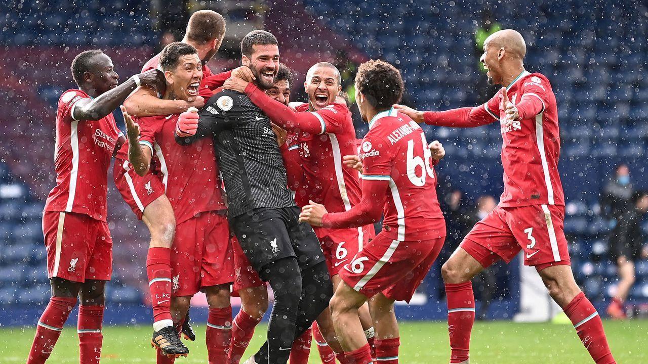 Aussichten vom FC Liverpool - Bildquelle: Getty Images