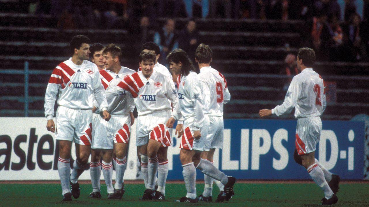 Spartak Moskau  - Bildquelle: imago sportfotodienst