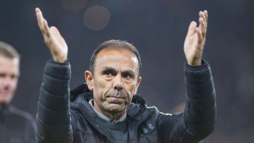 2. Bundesliga: Druck auf Pauli-Trainer Luhukay wächst - Bildquelle: FIROFIROSID
