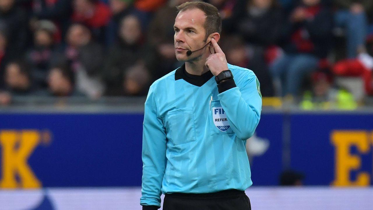 Verlierer: Marco Fritz und der Video Assistant Referee - Bildquelle: Imago