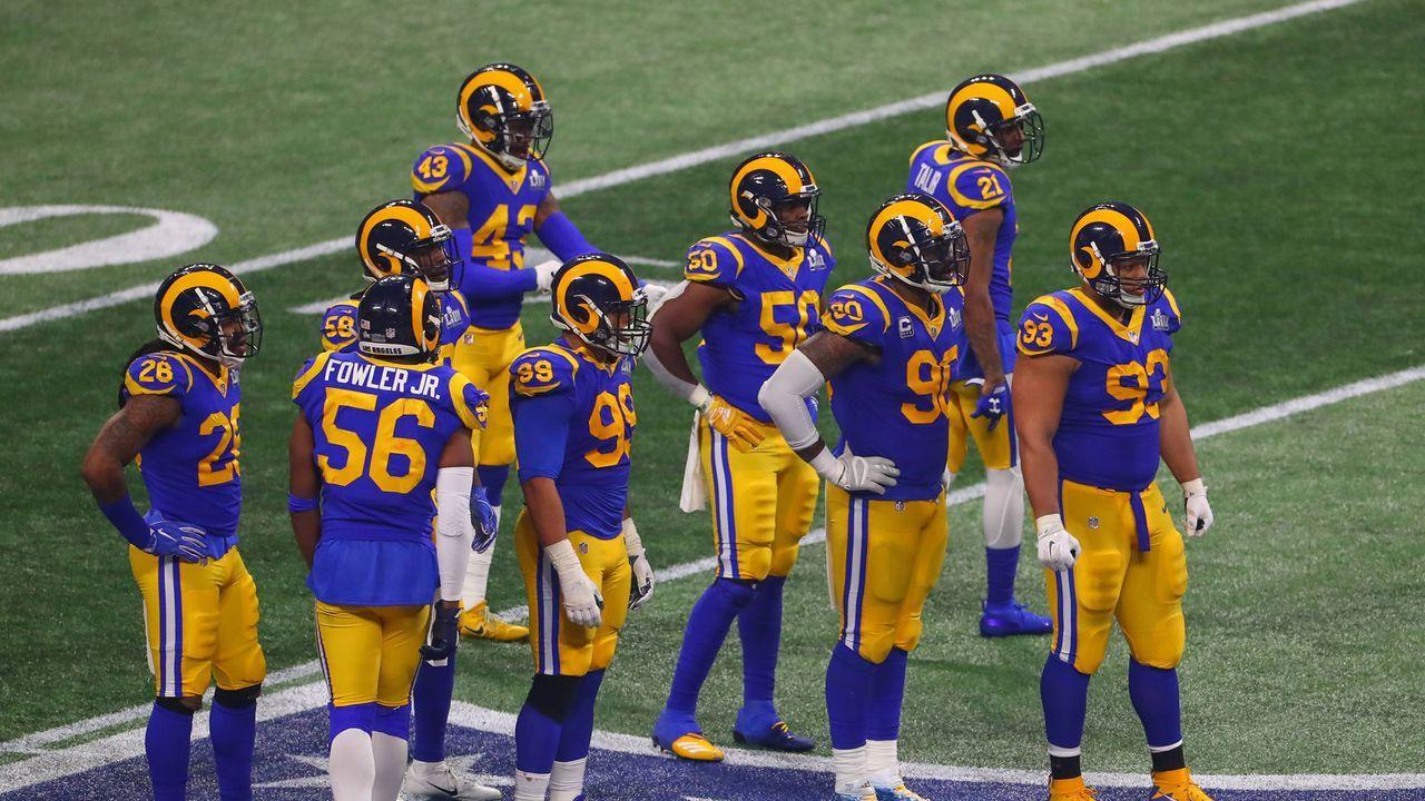 Los Angeles Rams - Bildquelle: imago/Icon SMI