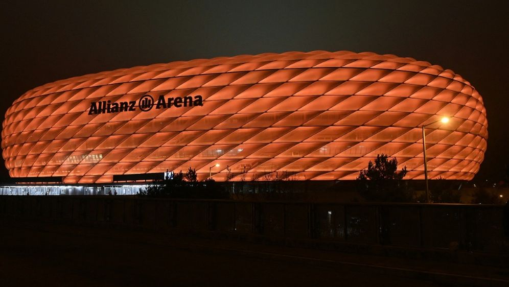 Spielort München: UEFA fasst keinen Beschluss - Bildquelle: AFPSIDCHRISTOF STACHE