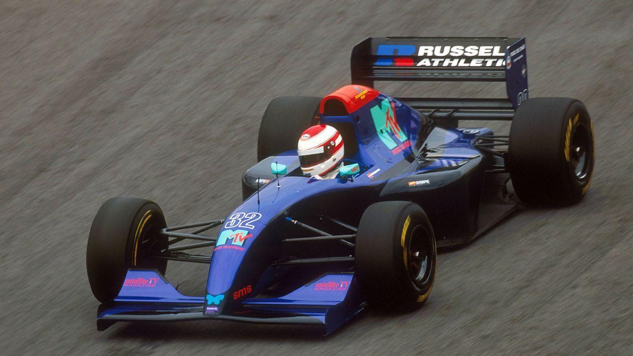 1994: Das tragischste Wochenende der Formel-1-Geschichte - Bildquelle: imago images/Motorsport Images