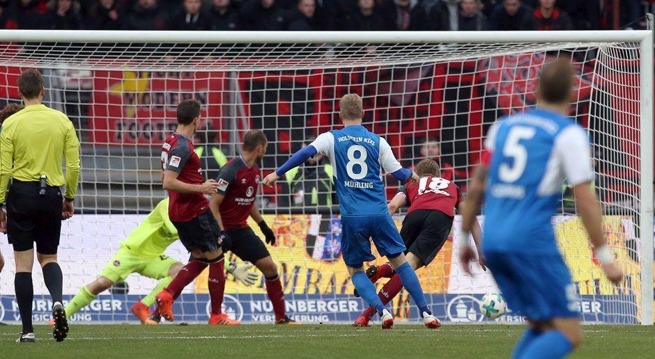 31. Spieltag: Holstein Kiel - 1. FC Nürnberg - Bildquelle: imago/Zink