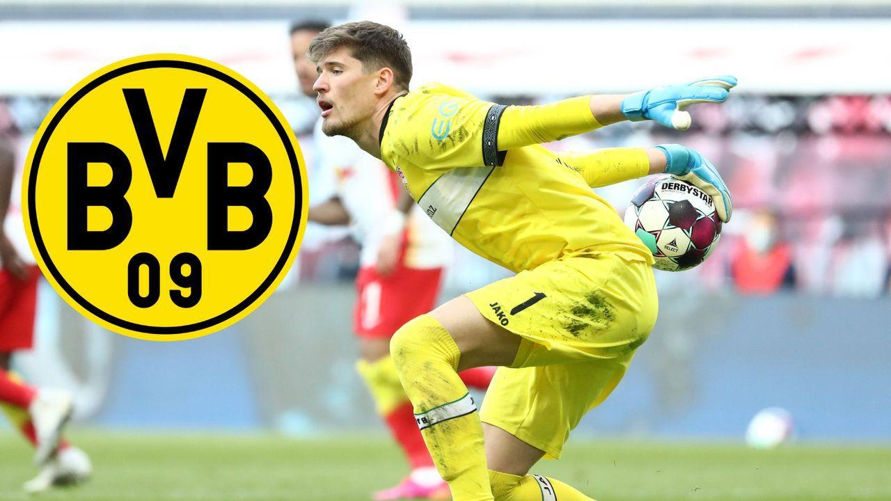 Gregor Kobel (Borussia Dortmund) - Bildquelle: Imago