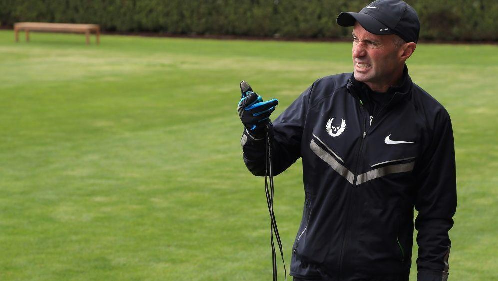 NOP-Cheftrainer Alberto Salazar - Bildquelle: GETTY AFPSIDDOUG PENSINGER