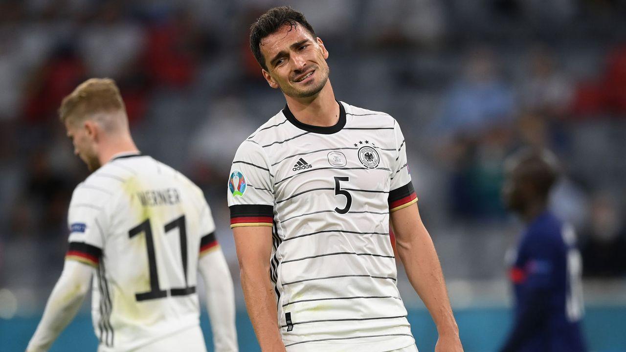 Verlierer: Mats Hummels - Bildquelle: Getty Images