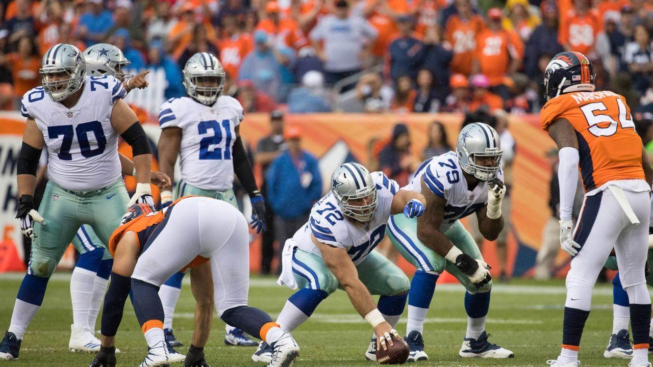9. Spieltag - Super Bowl XII Rematch: Dallas Cowboys vs. Denver Broncos  - Bildquelle: getty
