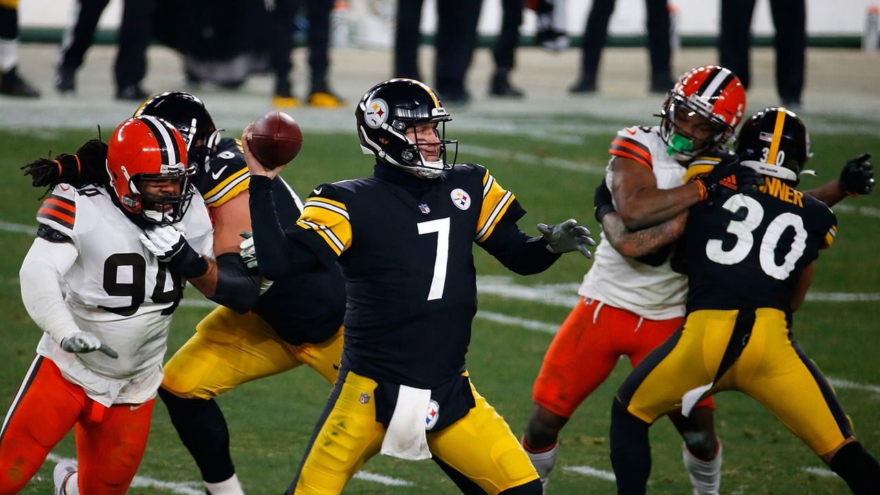"Wild Card Round: 501 Yards! ""Big Ben"" bricht trotz Playoff-Schlappe mehrere Rekorde - Bildquelle: Getty Images"