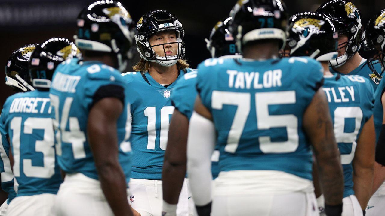 Jacksonville Jaguars - Bildquelle: 2021 Getty Images