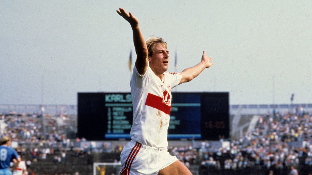 Saison 1987/88 - Bildquelle: Imago Images